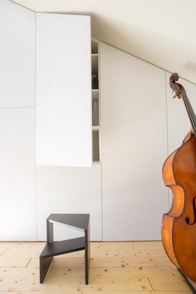 Muziekzolder - Foto Serge Verbanck -